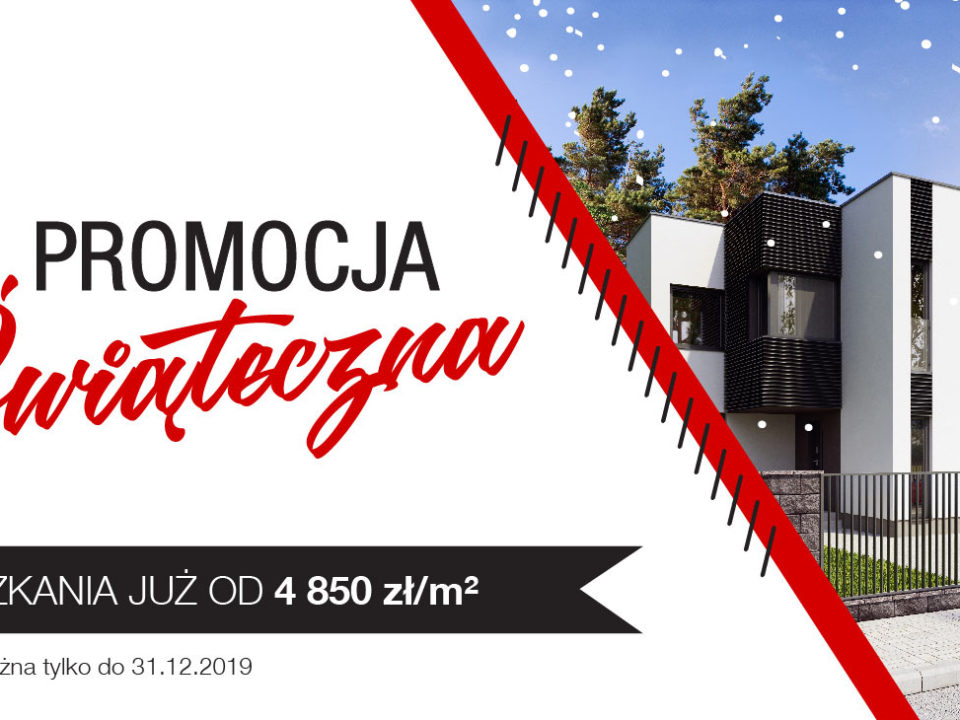 Rezydencja Sosnowa - promocja